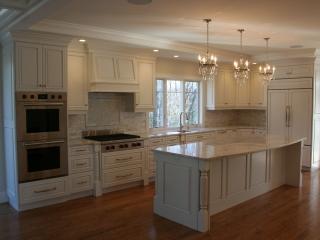 Custom kitchen cabinets in Andover, MA