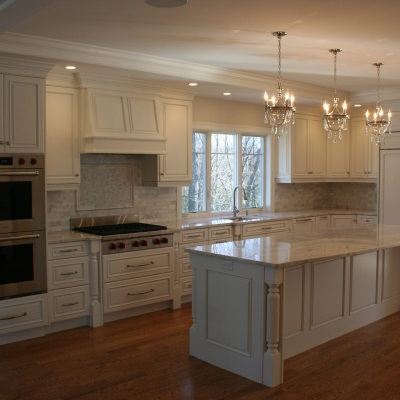 Custom kitchen cabinets in Andover, MA