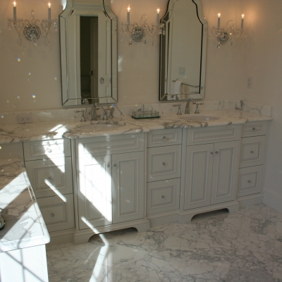 Luxury Master Bath Vanity