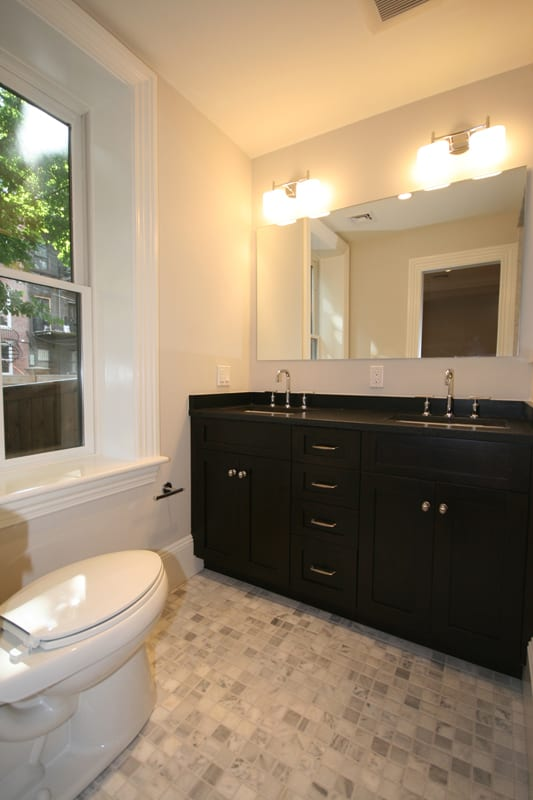 Double Sink Bath Vanity
