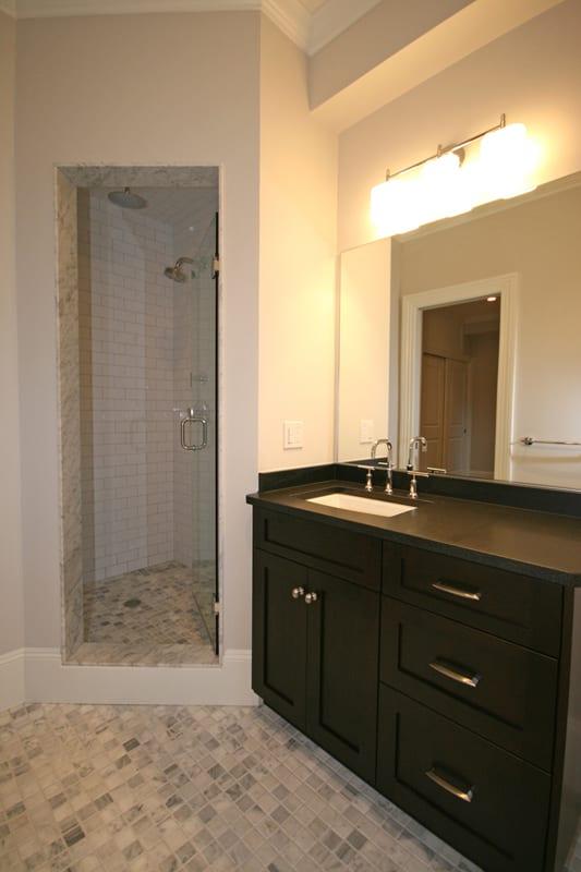 Transitional Bath Vanity