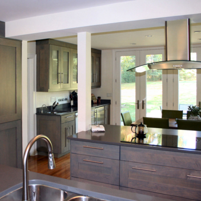 Transitional Kitchen Cabinets