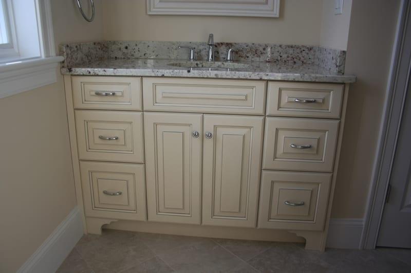 Glazed Bath Vanity