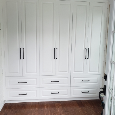 Mudroom Cabinets, Haverhill, MA