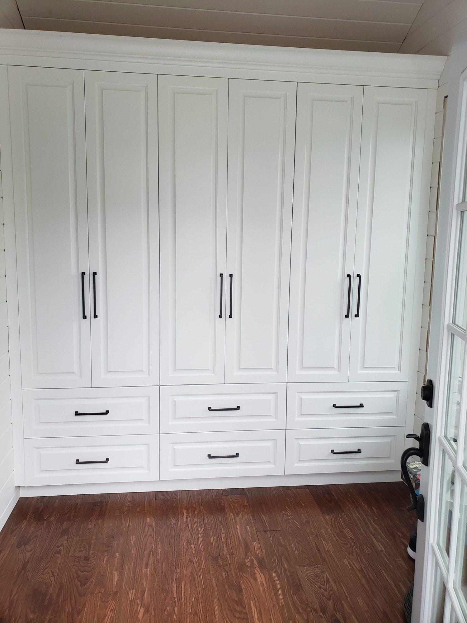Mudroom Cabinets, Haverhill, MA