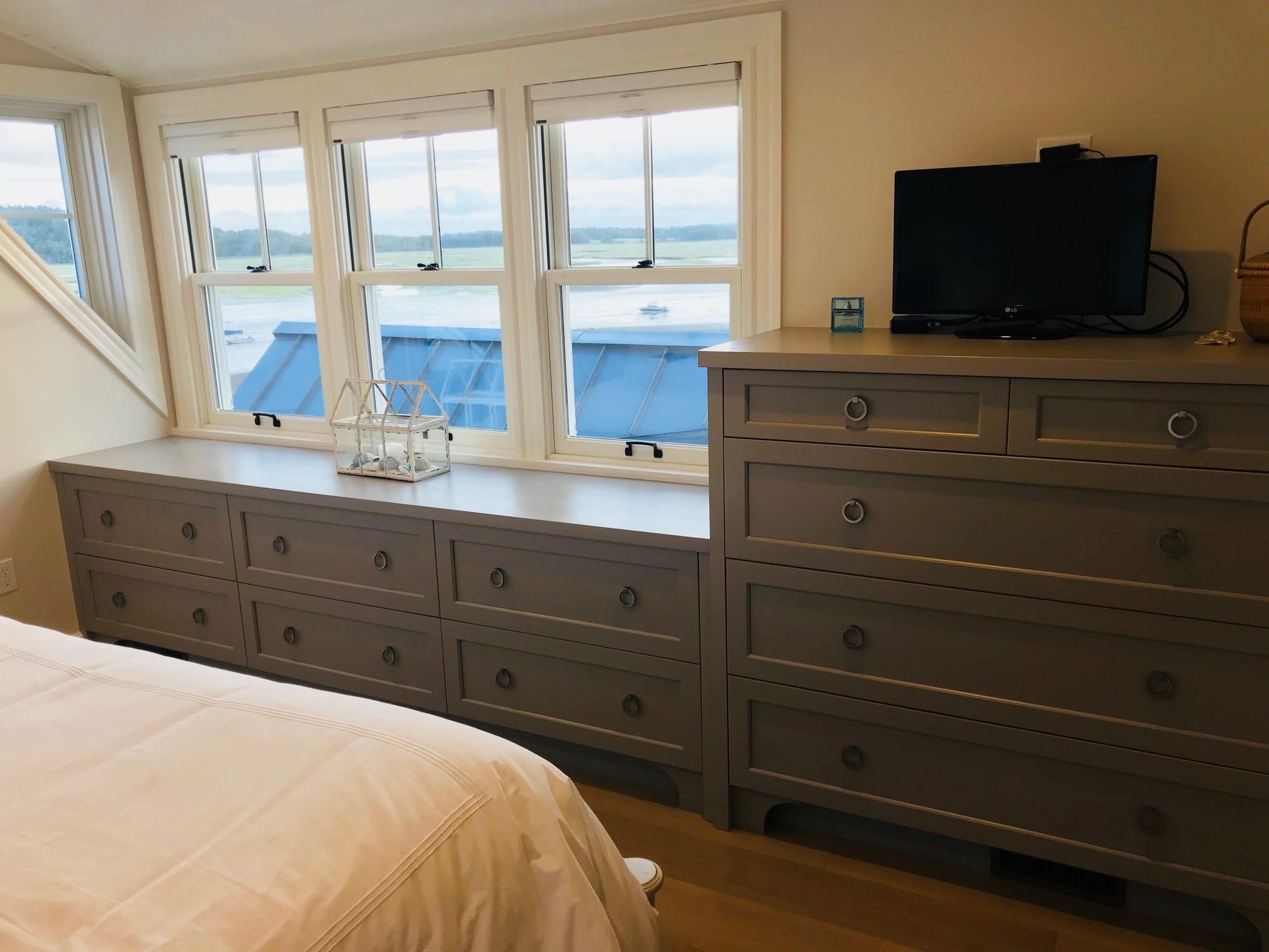 Oceanside built-in