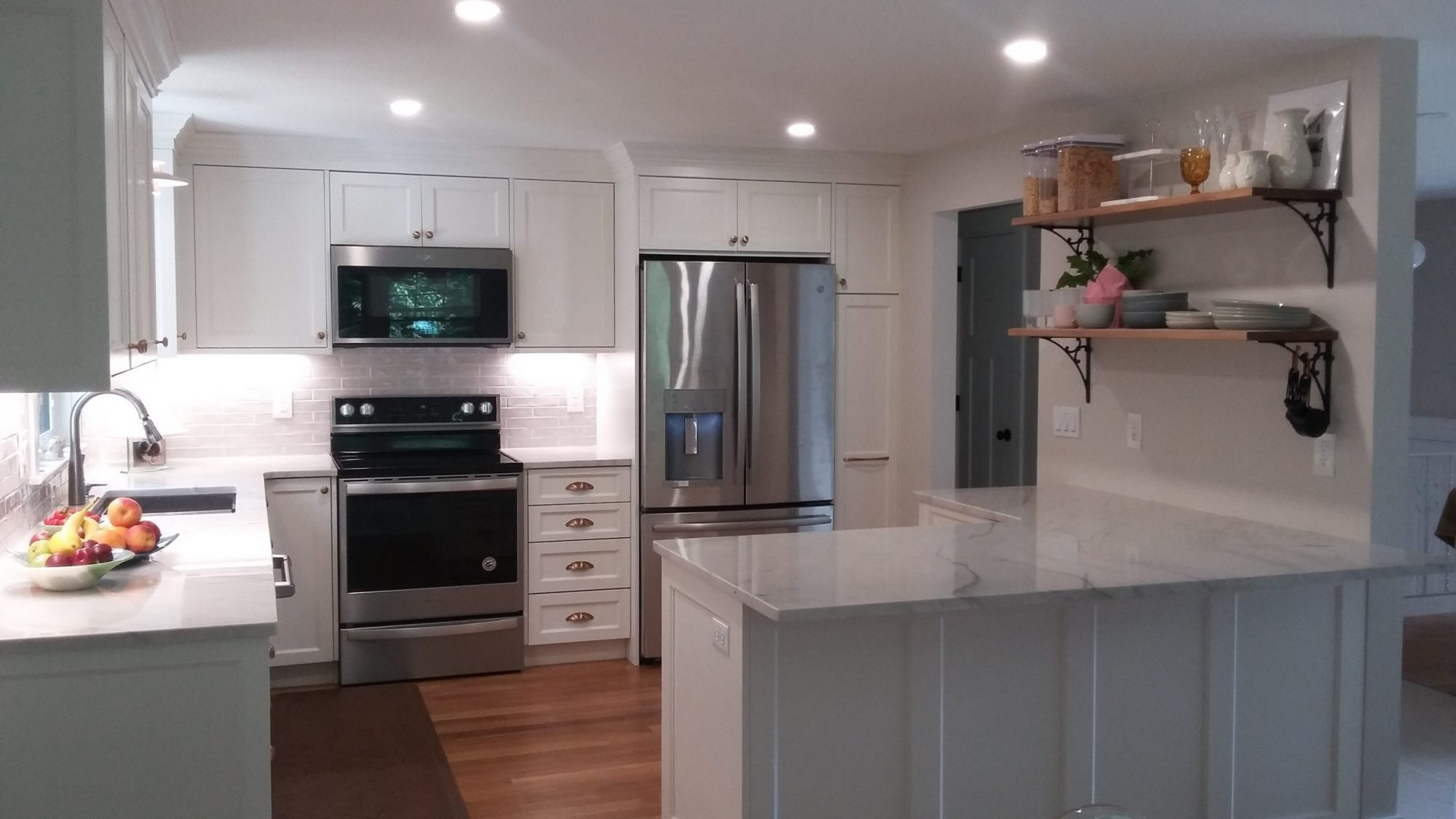 Custom Cabinets Curtis Cabinetry